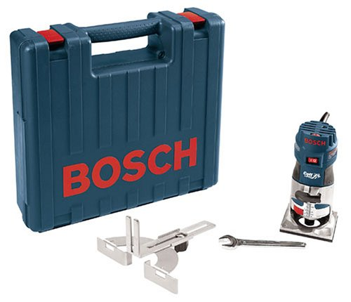 Bosch Colt Palm Grip PR20EVSK 5.6 Amp 1-Horsepower Fixed-Base Variable-Speed Router with Edge Guide by Bosch (Image #8)