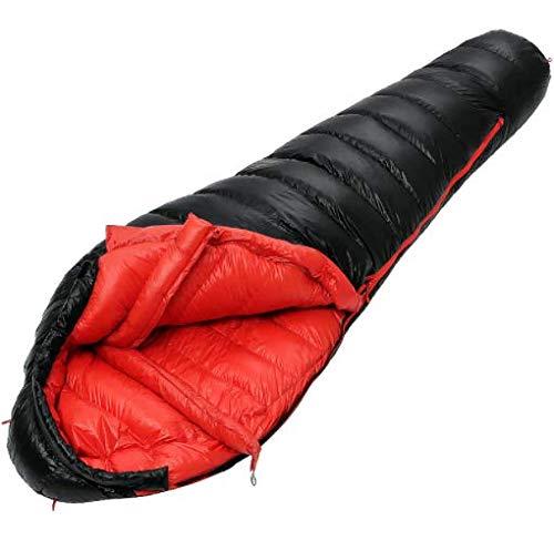 屋外の寝袋超軽量ママのアヒルの携帯用厚い暖かい屋内キャンプ大人の寝袋 (Size : L) B07P8K2G2T  S S