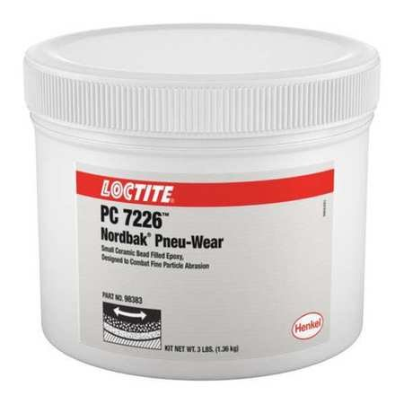 Epoxy Adhesive, 3 lb. Can, Gray, Work Life: 30 Min.