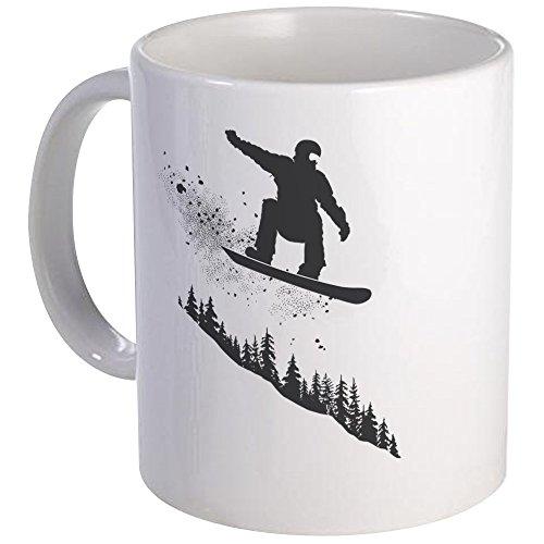 (CafePress Snowboarder Mug Unique Coffee Mug, Coffee Cup )