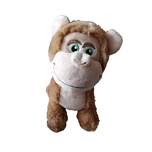 PetzoPet Squeaking Dog Toy Monkeytail, Plush Pet Toy with a Strong Tail Will Give Your Dog Hours of Fun. Nice and Soft…