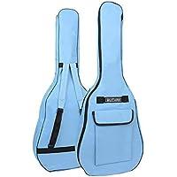 OriGlam Bolsa para guitarra acústica de 41 pulgadas