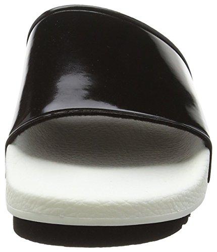 Sixtyseven 77804 - Zapatos de vestir para mujer Negro/Blanco/Negro
