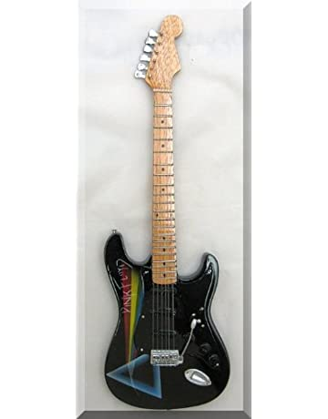 PINK FLOYD Miniatura Guitarra 2