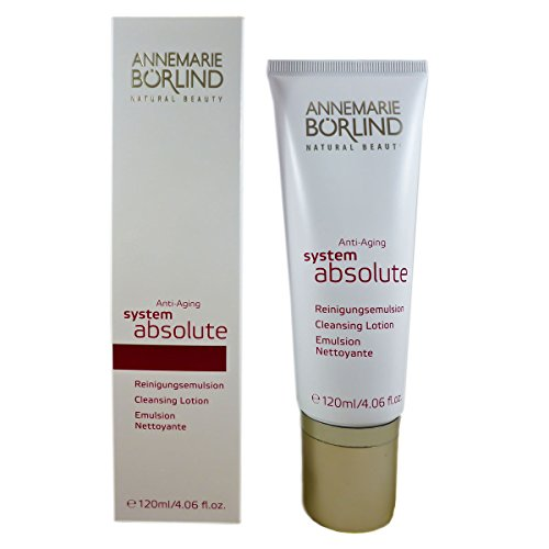 Annemarie Borlind System Absolute Anti-Aging Cleansing Lotion 4.06oz, 120ml