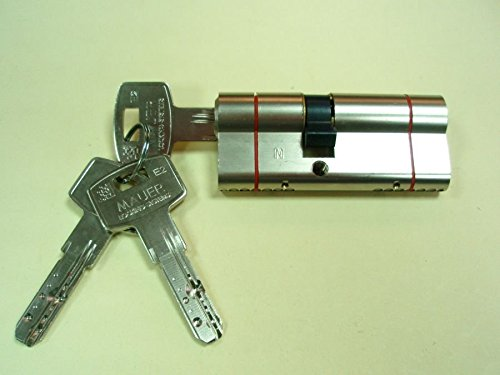 MAUER ELIT 2 Red Line ./Assa Abloy Group/High Security Cylinder Lock/With 3 Keys (36/41)