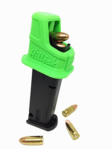 Taurus PT-111 9MM Double-Stack Magazine Loader by Hilljak - Neon Green by Hilljak