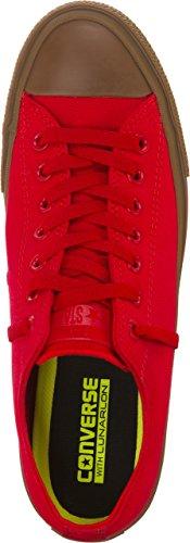 Zapatillas Converse Chuck II Rojo Casino/Casino/Gum