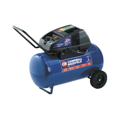 Campbell Hausfeld WL6502 20 Gallon ASME Horizontal Air Compressor