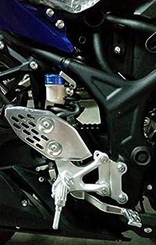 GUAIMI Rear Brake Reservoir Cover For Kawasaki Z250 Z300 Z650 Z750 Z800 Z900 Z1000//SX