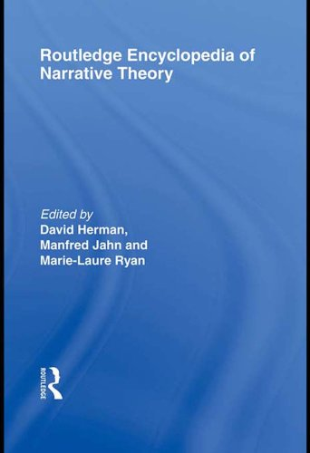 Routledge Encyclopedia of Narrative Theory Pdf