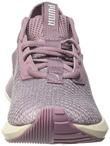 Wn's White Puma Zapatillas Mujer elderberry Running whisper Para Morado Rogue De qO14Orwn5v