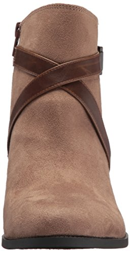 LifeStride Tan Boot Jamie Women's Ankle rwrqp4Zx1
