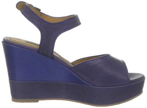 Atelier Voisin Sari Damen Sandalen Blau - Bleu (Lotus Bleu Chic Royal)