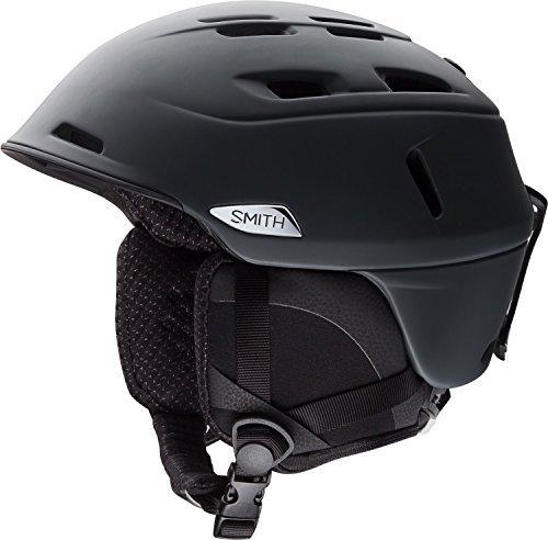 Smith Optics Camber - MIPS Adult Ski Snowmobile Helmet - Matte Black / Medium by Smith Optics