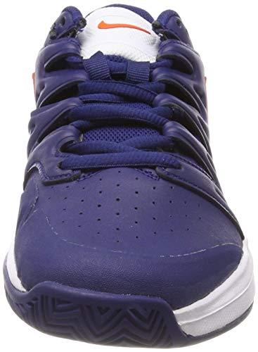 Hc Scarpe Zoom 400 blue white Multicolore Tennis Nike Prestige Lthr Da orange Void Uomo Blaze Air pXWvZt4