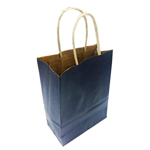 Where to find gift bags navy small?