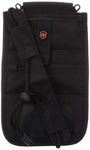 Victorinox  Boarding Pouch,Black,One Size