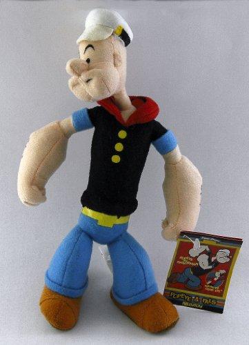 2003 Kellytoys Popeye & Pals Plush - Popeye (Popeye Plush)