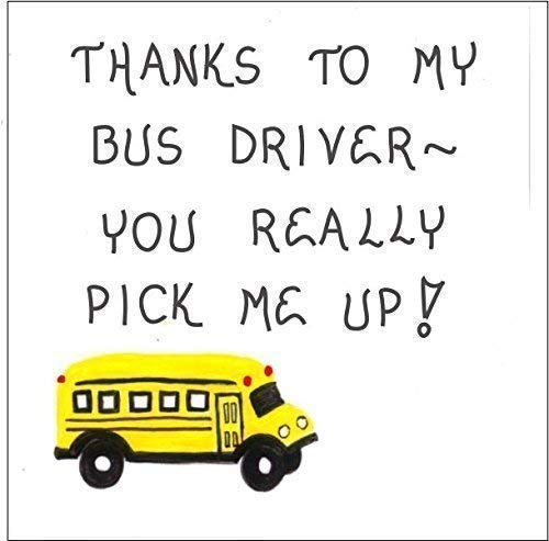 motivational quotes for school bus drivers