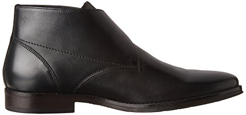 Hush Puppies Mens Clinton Ploy Boot In Pelle Nera