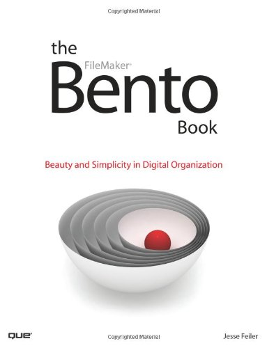 [PDF] The Bento Book: Beauty and Simplicity in Digital Organization Free Download | Publisher : Que | Category : Computers & Internet | ISBN 10 : 0789738120 | ISBN 13 : 9780789738127