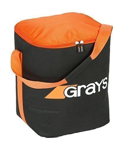 Grays Hockey Training Tasche 36 Bälle Sack Tragegriff Reißverschluss Nur Tasche