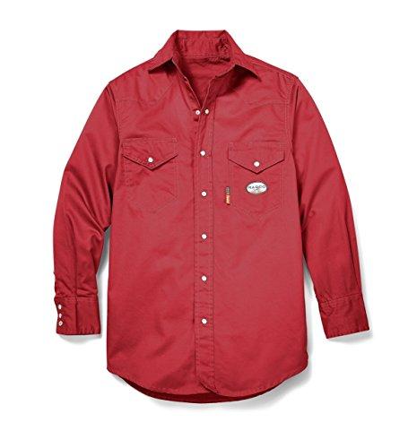 rasco-fr-rr756-mens-fr-shirt-red-large