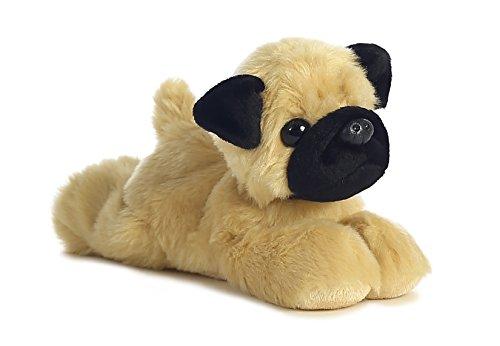 Aurora World Inc. MR.Pugster Plush (Toy Pug Dog)