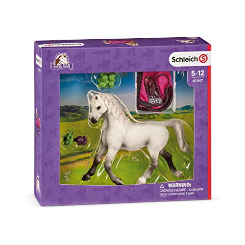 Schleich North America Horse Club Arabian Mare Playset