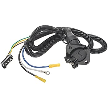 amazon com acdelco tc177 professional inline to trailer wiring acdelco tc176 professional inline to trailer wiring harness connector