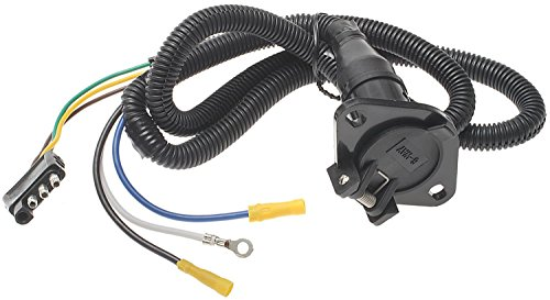 ACDelco TC176 Professional Inline to Trailer Wiring Harness Connector (2003 Jeep Grand Cherokee Engine Wiring Harness)