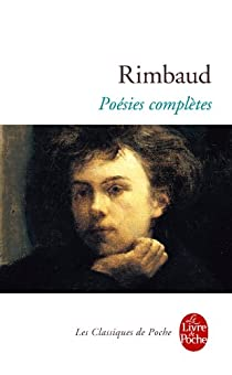 Poésies par Rimbaud