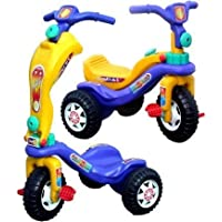 Scooter Cum Tricycle for Kids 2 in 1 Baby 3 to 5 Years