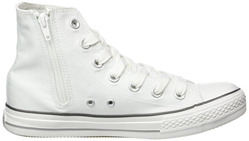 Dockers by Gerli 36ur211-710500, Zapatillas para Mujer Blanco (Weiss 500)