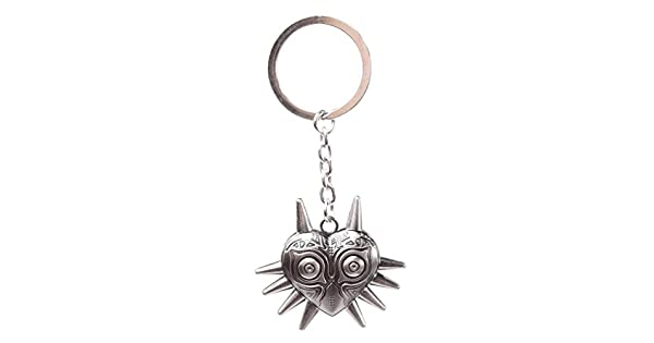 Amazon.com: Legend Of Zelda Oficial Majoras Mask metal ...
