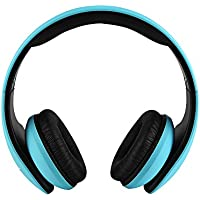 Noise Cancelling Headphones S220 Multipoint Bluetooth Earphone Foldable On-Ear Headsets With Microphone Heavy Bass