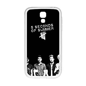 5 Seconds Of Summer Brand New And Custom Hard Case Cover Protector For Samsung Galaxy S4 by Maris's Diary