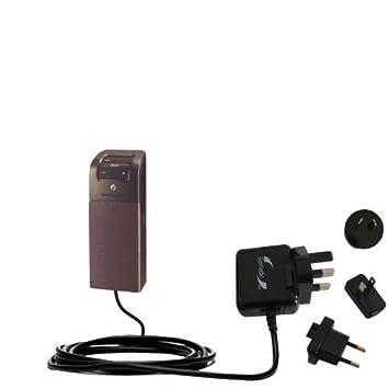 Cargador CA internacional de pared para HCB-105 de Sony ...