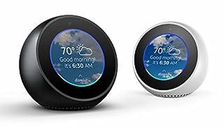 Echo Spot 2-Pack (Black and White) (B07FCZL1LR) | Amazon price tracker / tracking, Amazon price history charts, Amazon price watches, Amazon price drop alerts