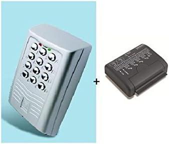 Cardin AC10S-Teclado de código digital con interfaz Cardin ...