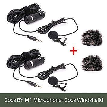 Bloomerang Ulanzi Boya By M1 Professional Lavalier Microphone 6m