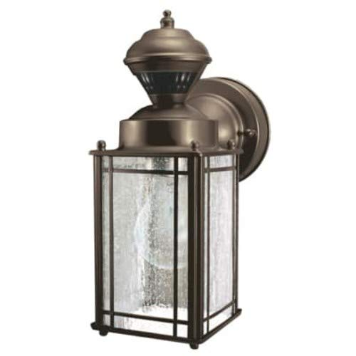 - HEATH ZENITH HZ-4135-OR 150 Motion-Activated Light with Oil-Rubbed Bronze Finish