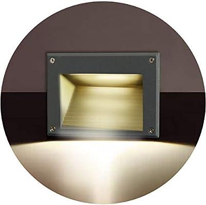 Topmo-plus luz del piso/Lámpara empotrable de vestíbulo Escalera ...