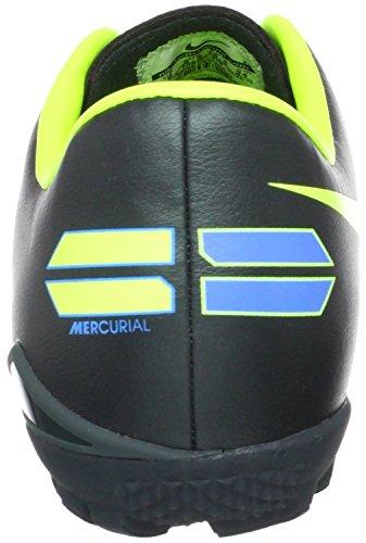 Nike Junior Mercurial Victory III Astro Turf Fußballstiefel Schwarz
