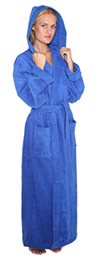 Arus Womens Pacific Turkish Bathrobe