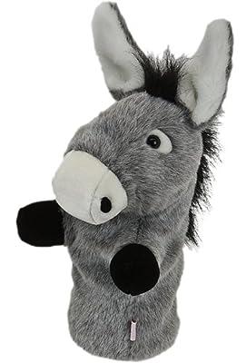 Daphne's Donkey Headcovers