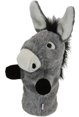 Daphne's Donkey Headcovers