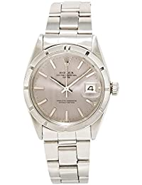 Date automatic-self-wind mens Watch 1500 (Certified Pre-owned)