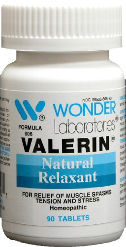 Valerin Natural Relaxant Reviews
